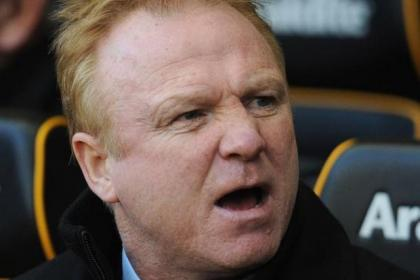 Alex McLeish is a former Scotland player and manager