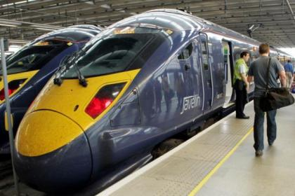 Trains on the new Glasgow-Edinburgh route will hit 140mph, says Nicola Sturgeon