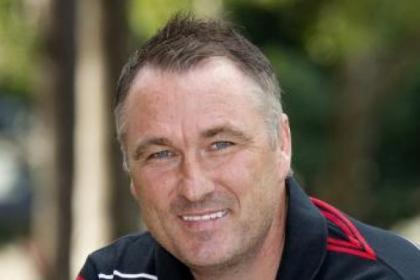 Former Rangers midfielder Ian Ferguson is coach of Perth Glory