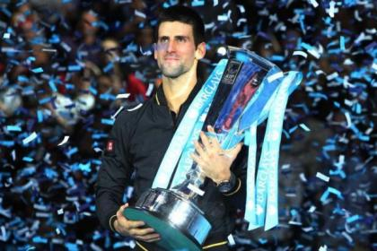 Novak Djokovic dedicated his success to his ill father, Srdjan