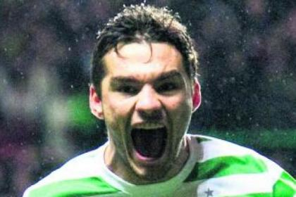 Tony Watt sealed his place in Celtic history with a goal against Barcelona