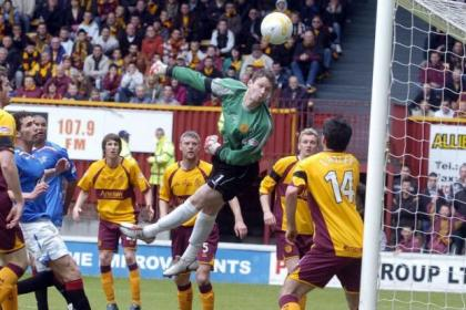 Smith made over 100 appearances for Motherwell during a successful four-year stint