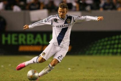 David Beckham's representatives say he is focused on LA Galaxy