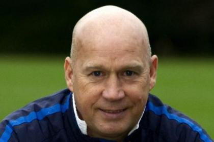 Rangers coach Kenny McDowall says he was a player similar in style to Ian Black