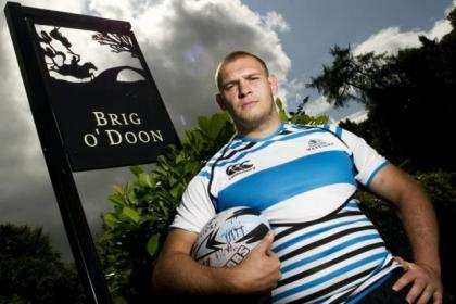 Gordy Reid has taken heart from Ryan Grant's Scotland success