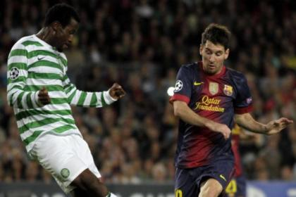 Ambrose has taken confidence from keeping Barcelona hitman Messi quiet in Parkhead victory