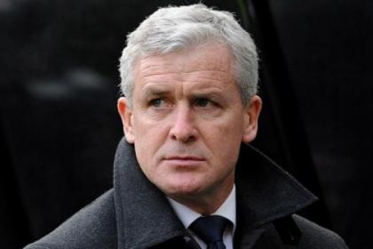 Mark Hughes lasted just 10 months