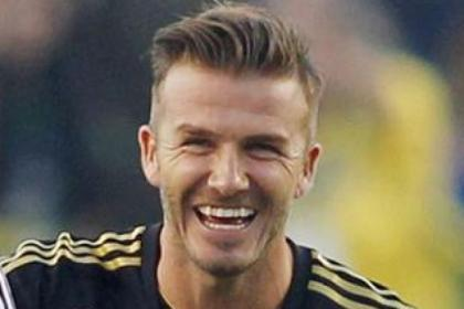 David Beckham could be wizard in Oz