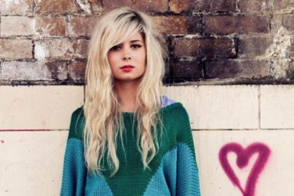 Nina Nesbitt is supporting the Rizzle Kicks at the O2 Academy