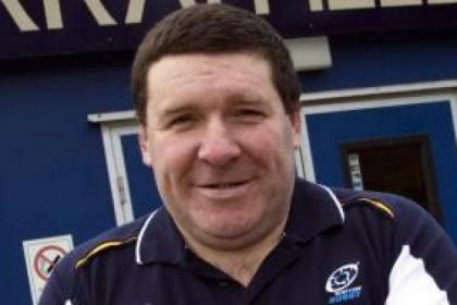 Former Scotland and British Lions prop Peter Wright