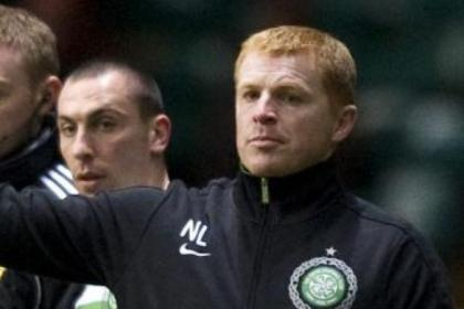 Celtic captain Scott Brown is right behind boss Neil Lennon following his spat with fans