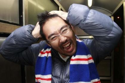 Daisuke Nakajima had a 6000-mile wasted journey