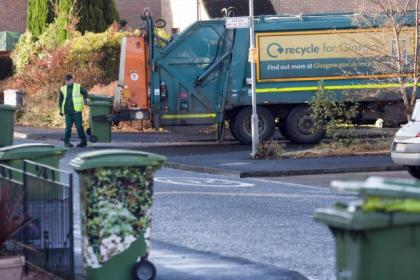 Glasgow is set to get tough on residents who repeatedly fail to recycle