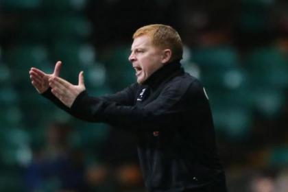 Neil Lennon is looking for a quick response