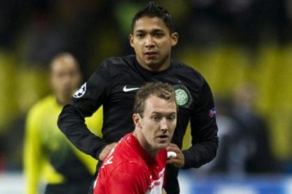 Former Celt Aiden McGeady is a target for Fulham