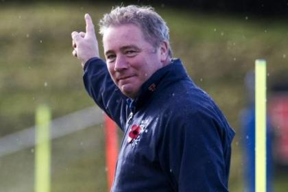 Ally McCoist knows the next six games will be vital for Rangers