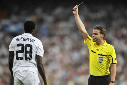 Felix Brych is man in the middle