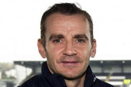 Danny Lennon is happy with Saints' getting a Scottish Cup home tie