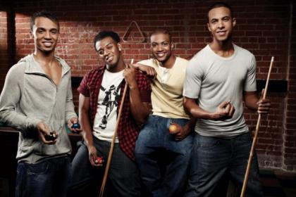 JLS have had five No.1s