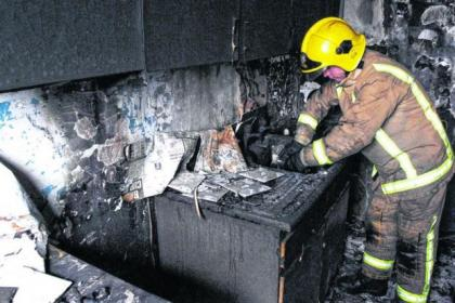 FIRE bosses are calling on Strathclyde residents to stay safe at Christmas