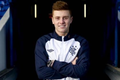 Lewis Macleod has played in all of Rangers' fixtures this season