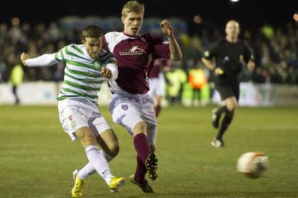 Adam Matthews netted his first ever goal for the club last night