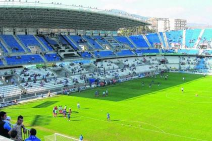 Davie believes a visit to Malaga's La Rosaleda stadium would be ideal