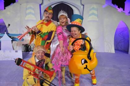 Singing Kettle duo end stage role in popular show for kids