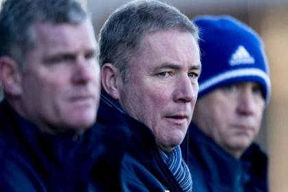 Ibrox boss Ally McCoist has experienced a tough 12 months