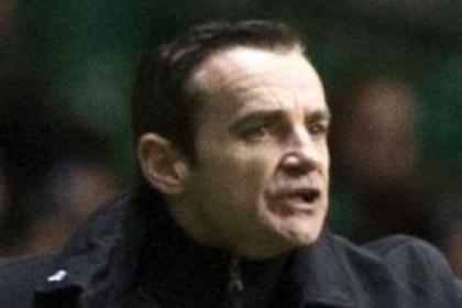 Danny Lennon reckons St Mirren were competitive against Celtic