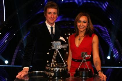 Bradley Wiggins and Jessica Ennis took the honours