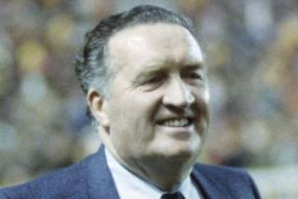 Jock Stein was Celtic's manager when they were last involved in all four competitions after Christmas