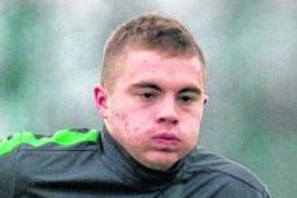 Celtic's James Forrest is working hard in training to ready himself for a first-team return