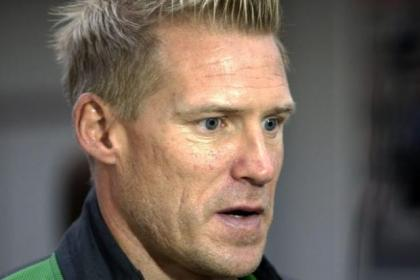 Johan Mjallby is aiming for four wins in their next four games