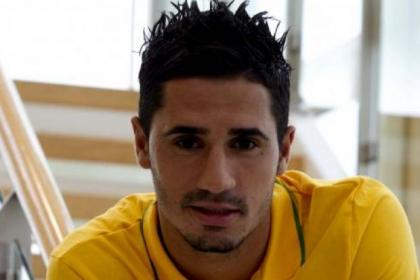 Beram Kayal is ready for his Italian job