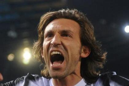 Andrea Pirlo will be Juve's main dangerman