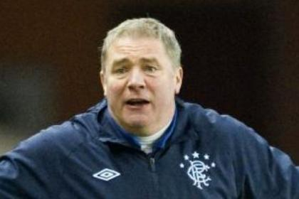 Charles Green made a cash pledge to Rangers manager Ally McCoist