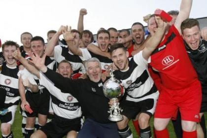 Ashfield were Evening Times Cup winners in June