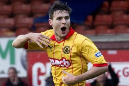 Stephen O'Donnell wants a victory over Morton at Firhill