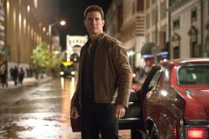 Tom Cruise as Jack Reacher