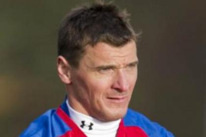 Lee McCulloch scored the goals that beat Queen's last time