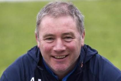 Rangers boss Ally McCoist is on a player search