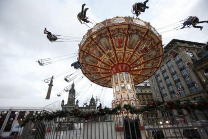 Glasgow gets set to party at George Square