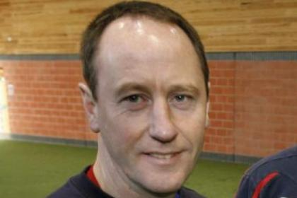 Rangers' Academy director Jimmy Sinclair