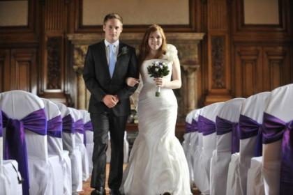 Couples will be able to tie the knot at the City Chambers