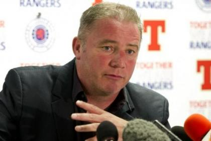 Ally McCoist has been backed with funds to sign players by chief executive Charles Green