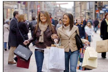 Glasgow has the best shopping experience in the UK outside of London