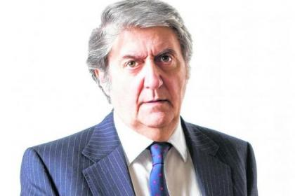 Tom Conti stars as a crusading journalist who finds himself on the wrong side of the law in Rough Justice