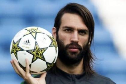 Greek star Georgios Samaras has been sidelined with an elbow injury