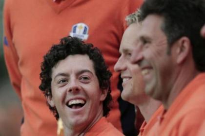 Rory McIlroy hopes he won't be heckled by US galleries